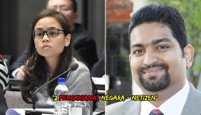 2 Individu ini guna media Asing burukkan nama Malaysia di mata Dunia