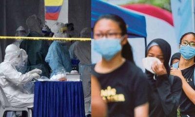72 kes positif CoV-19 hari ini Kluster Pelajar Malaysia
