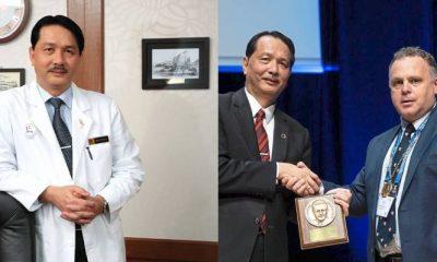 Dr Noor Hisham dan Saintis Malaysia terima Penghargaan dari Badan Penyelidikan Dunia