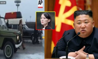 Pemimpin Korea Utara Kim Jom Un Meninggal Dunia