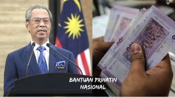 Tarikh pembayaran Bantuan Prihatin Nasional
