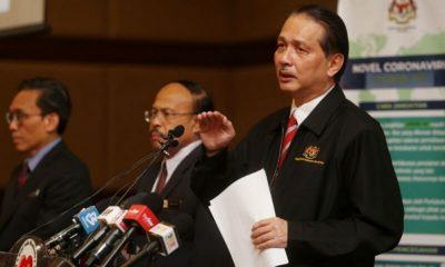 Malaysia kini berada dalam fasa Penyembuhan