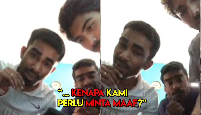 """""""3 Lelaki Rohingya persoal kenapa Rakyat Malaysia Sentap"""