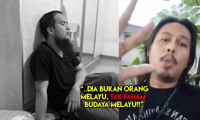 Kesalahan Ebit Lew bukan Melayu, Tak Faham Budaya Melayu