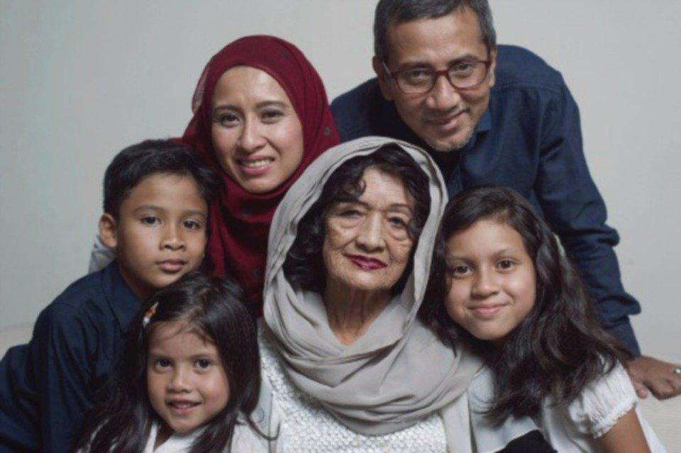 Melissa Saila sedih apabila ada yang mendakwa Allahyarham P Ramlee hidup merempat pada penghujung usia, sedangkan dakwaan itu tidak benar.