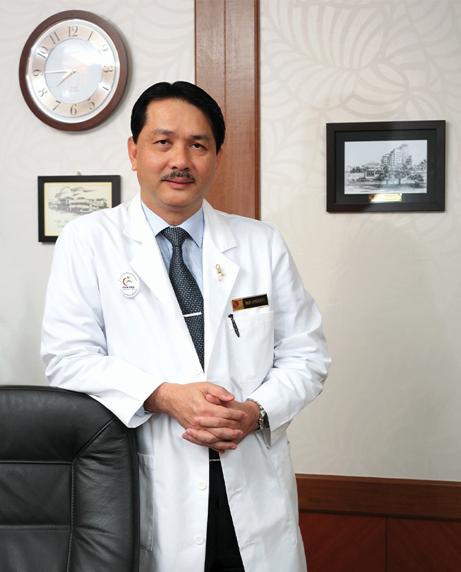 4 Things to know about Malaysia's Health Director-General, Datuk ...