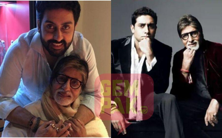 Amitabh & Abhishek Bachchan Positif COVID-19