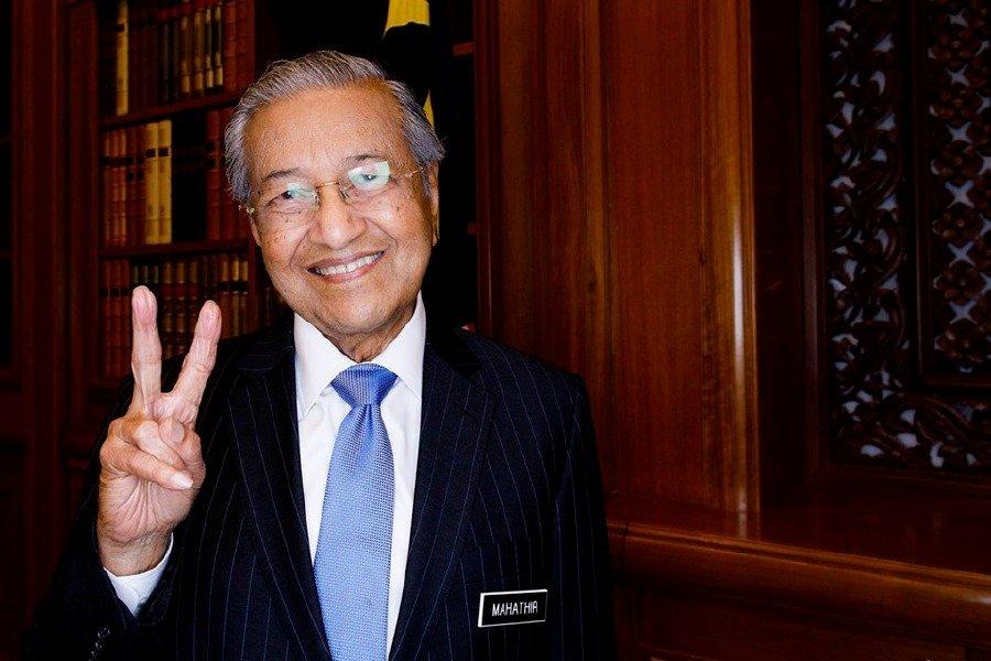 Tun Mahathir Sah Tubuh Parti Baru, Mahu Perangi Rasuah